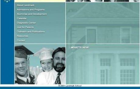 Landmark School Homepage