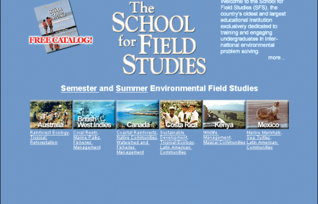 School for Field Studies