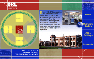 DRL Architects Homepage