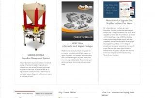 Armac Inc. homepage
