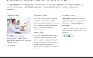 CPR Analysts Homepage