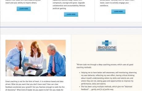 Miriam Lacey, PhD homepage