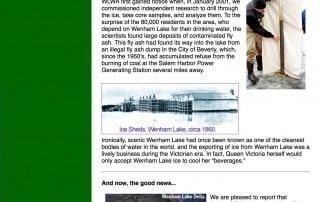 Wenham Lake Watershed Association