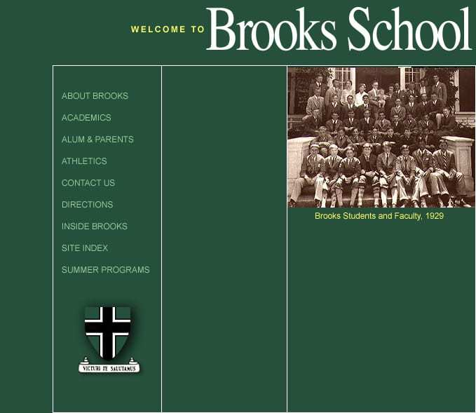 Brooks School