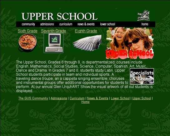 Glen Urquhart School