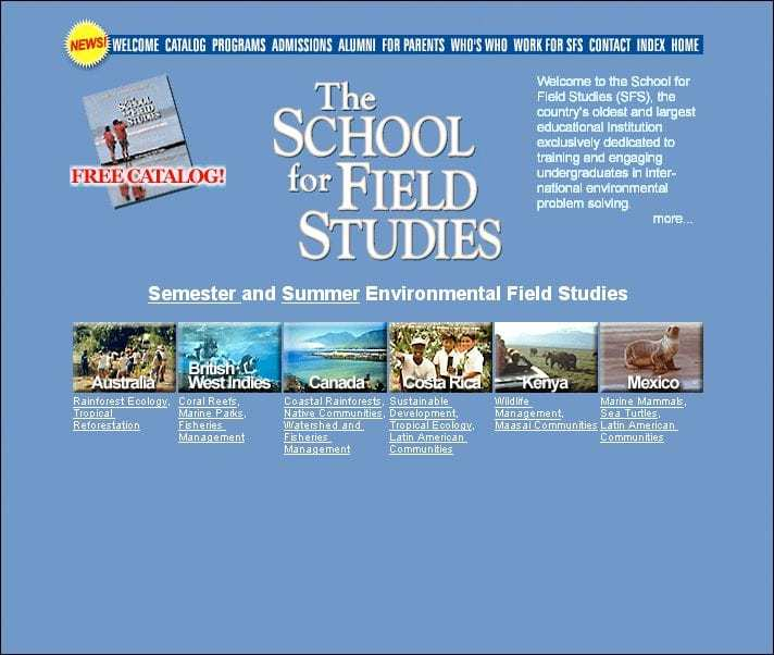 The School for Field Studies