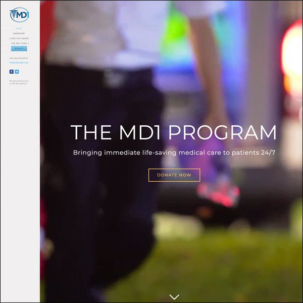 The MD1 Program