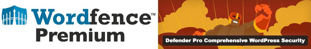 Wordfence Premium and Defender Pro Security