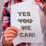 Yes We Can!